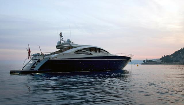 Irina Esc Charter Yacht - 6
