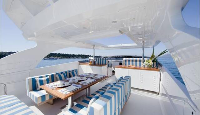 Marcelina of London Charter Yacht - 3
