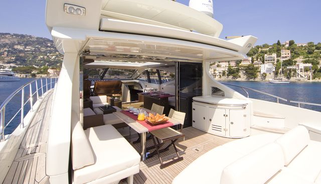 Minx Charter Yacht - 3