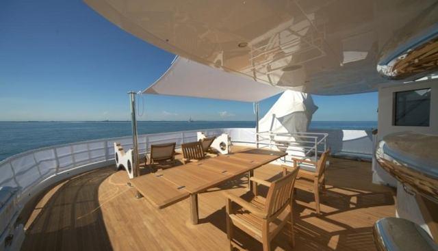 Irie Man Charter Yacht - 4
