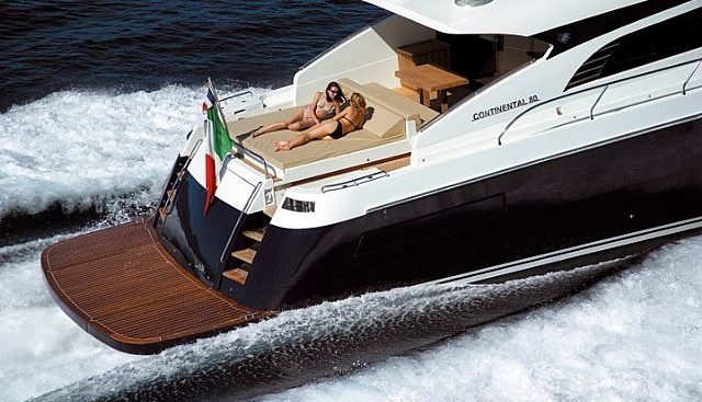 Continental 80 Charter Yacht - 5