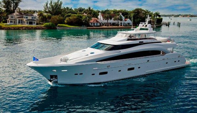 Andrea VI Charter Yacht