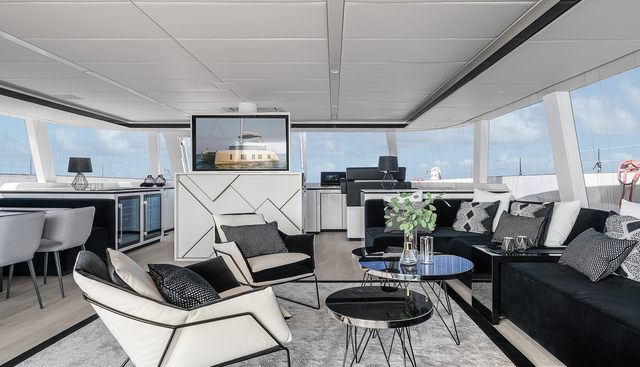 Above Charter Yacht - 7