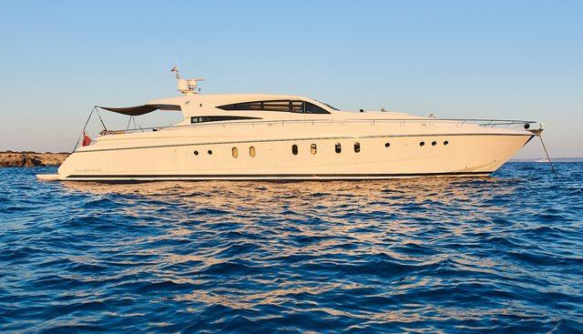 Ocean 5 Charter Yacht - 6