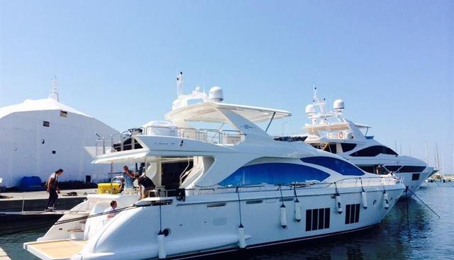 Essenza Charter Yacht - 2