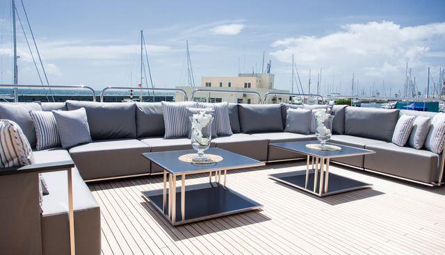 Princess AVK Charter Yacht - 2