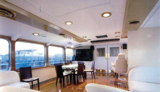 Giba One Charter Yacht - 5