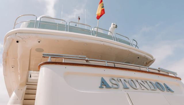 Astondoa Charter Yacht - 5