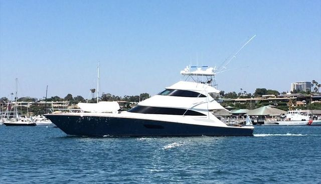 Raiser's Edge Charter Yacht