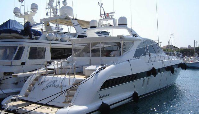 K Grace Charter Yacht - 2