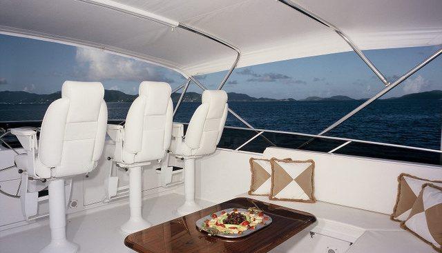 Neon Rainbow Charter Yacht - 3