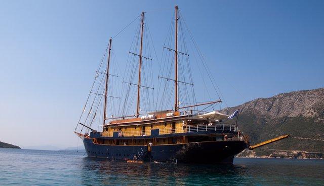 Galileo Charter Yacht