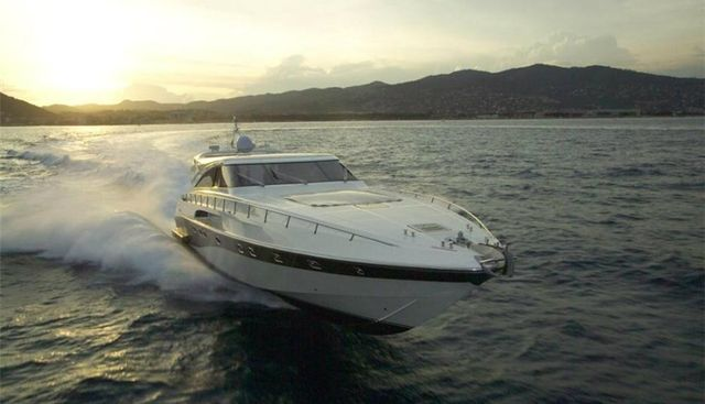 Syber Charter Yacht - 2