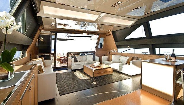 Rhino A Charter Yacht - 3
