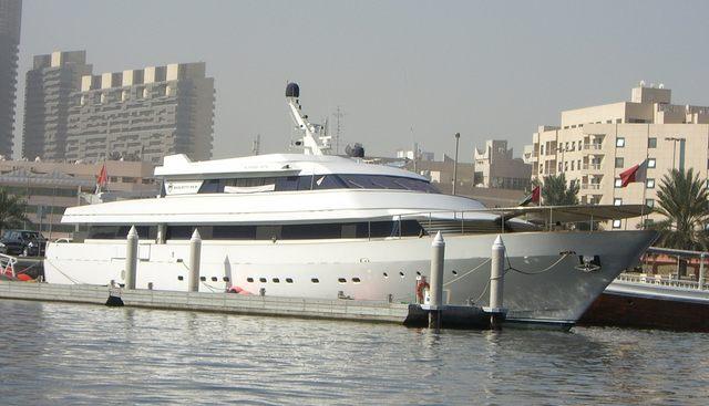 Nemesis Charter Yacht