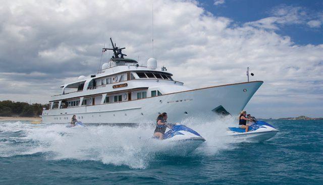 Big Eagle Charter Yacht