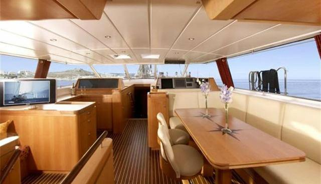 Charisma Nova Charter Yacht - 5