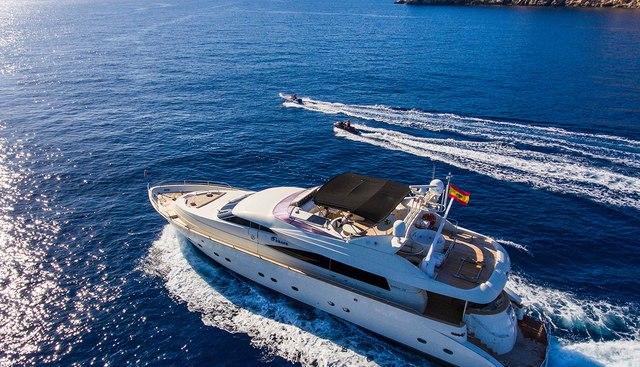Seraph Charter Yacht - 4