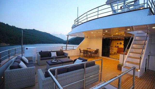Ottawa IV Charter Yacht - 4