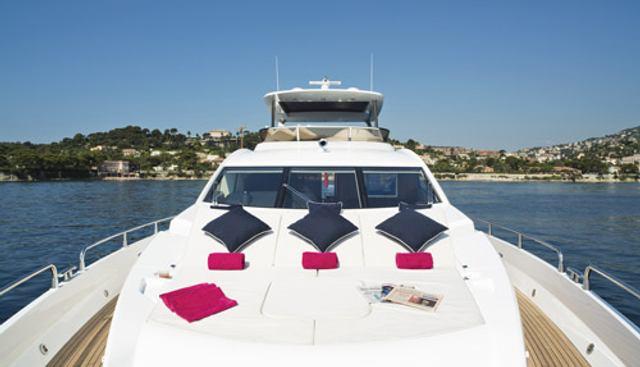 Jess Sea Charter Yacht - 8