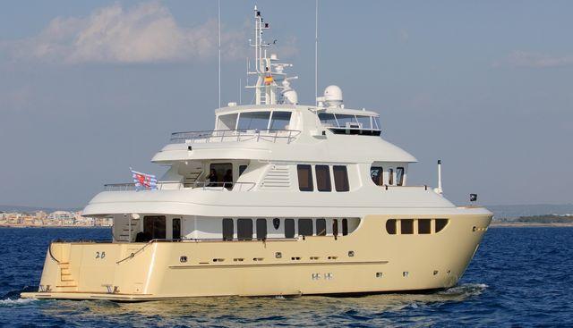 Mocean Charter Yacht - 2