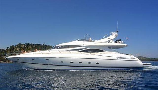 Papa G Charter Yacht