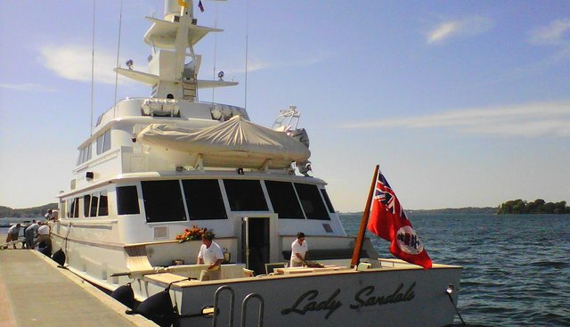 Lady Sandals Charter Yacht - 5