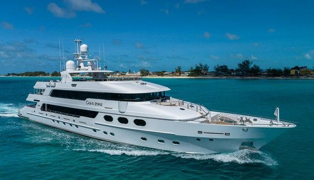 Casino Royale Charter Yacht