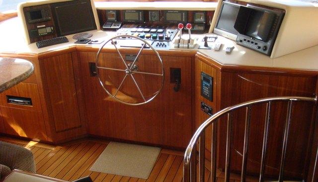 Natica Charter Yacht - 4