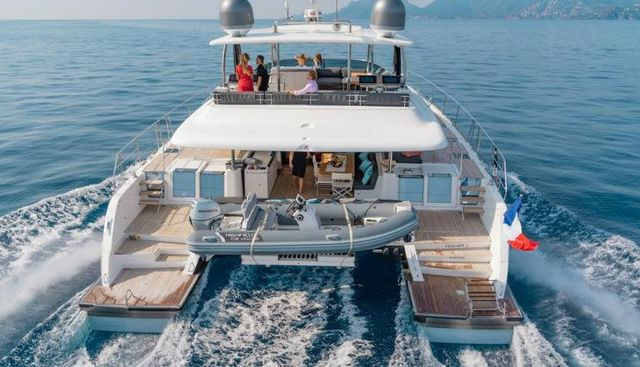 Vigilant 1 Charter Yacht - 5