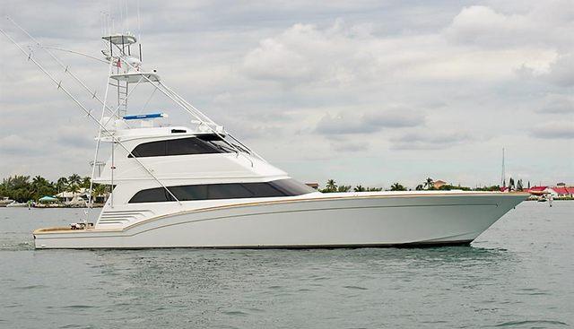 Black Shadow Charter Yacht