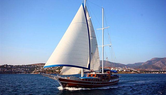 Blue Cruise Charter Yacht - 2