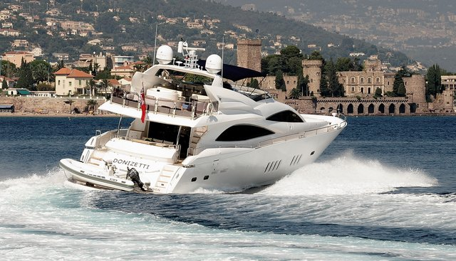 Donizetti Charter Yacht