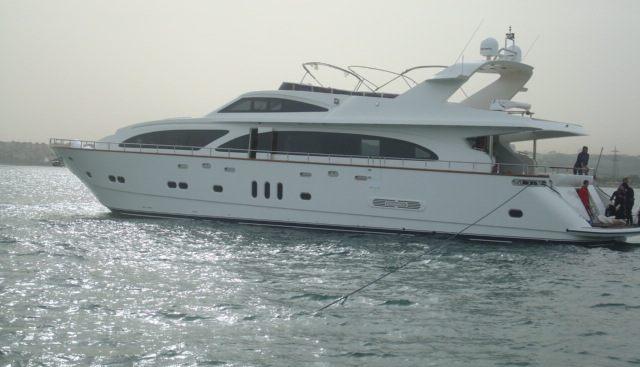 Miss Behaviour Charter Yacht