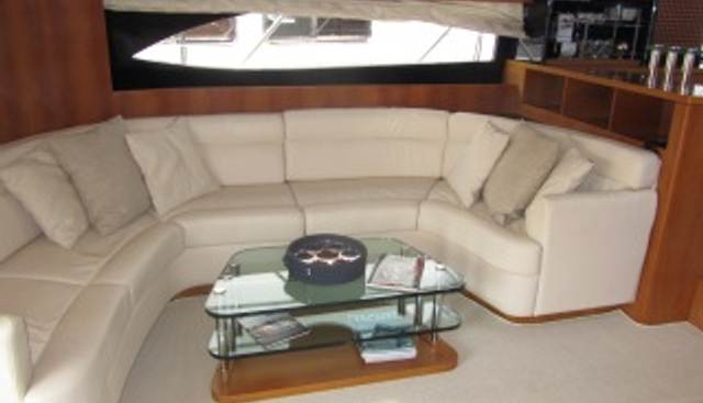 Archimedes Charter Yacht - 5