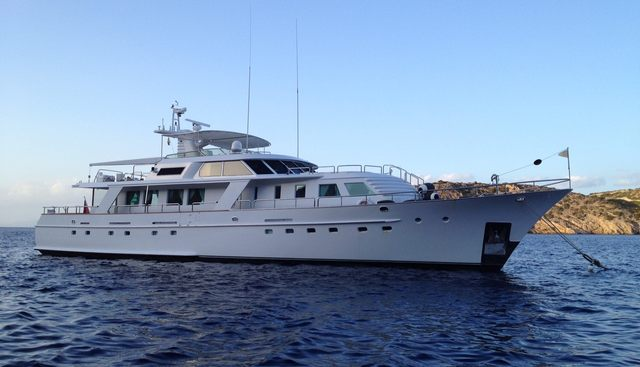Mathilda I Charter Yacht