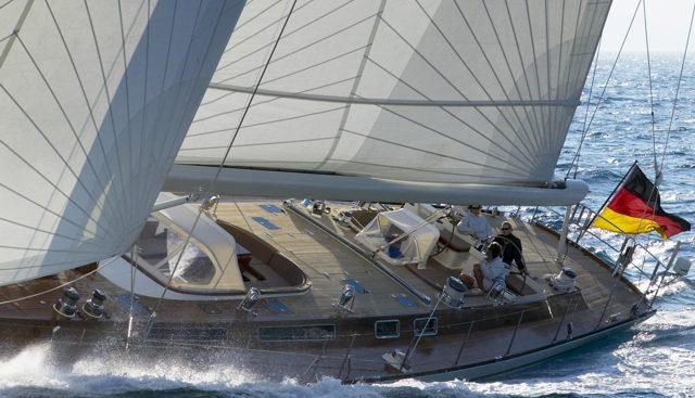 Pink Gin Charter Yacht - 5