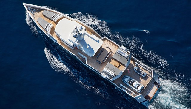 Siempre Charter Yacht - 3