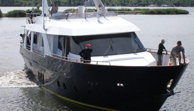 Mriya Charter Yacht - 2