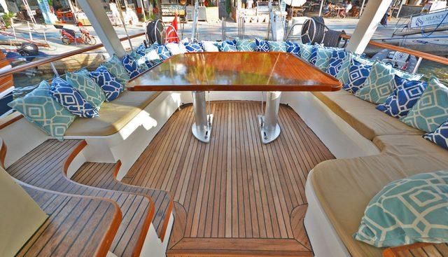 Eloa Charter Yacht - 7