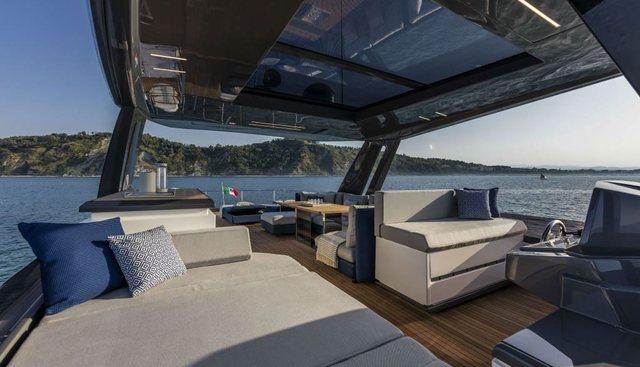 Black Star III Charter Yacht - 4