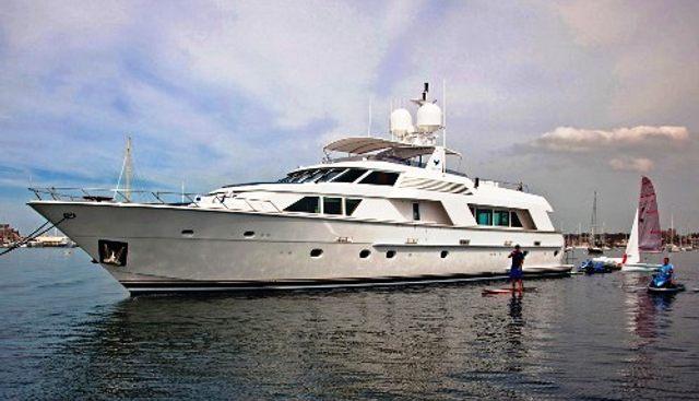 Oceans XI Charter Yacht