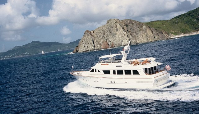 Neon Rainbow Charter Yacht - 2