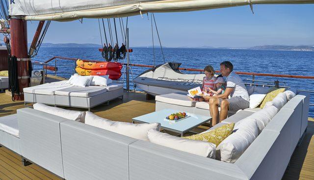 Romanca Charter Yacht - 2