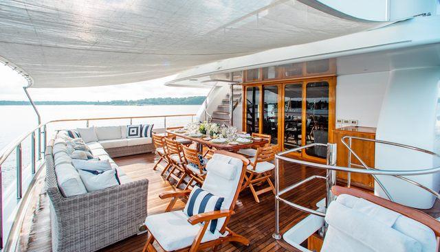 Just Sayin' Charter Yacht - 4