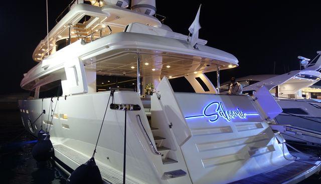 Saloomie Charter Yacht