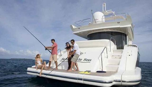 The Sultans Way 007 Charter Yacht - 4