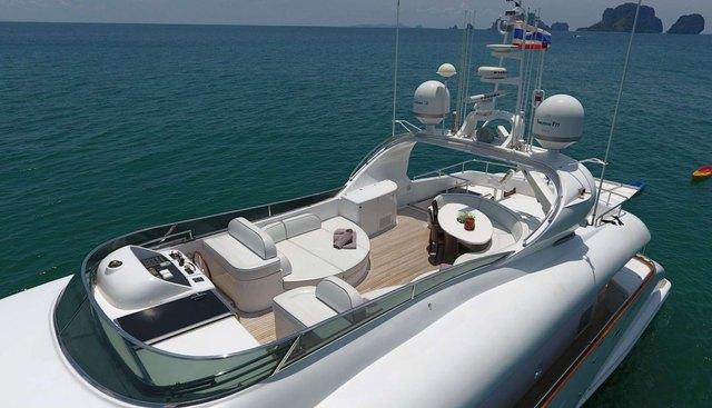 Aveline Charter Yacht - 2