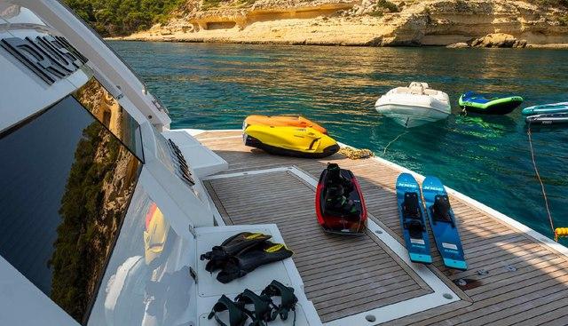 Rush X Charter Yacht - 5
