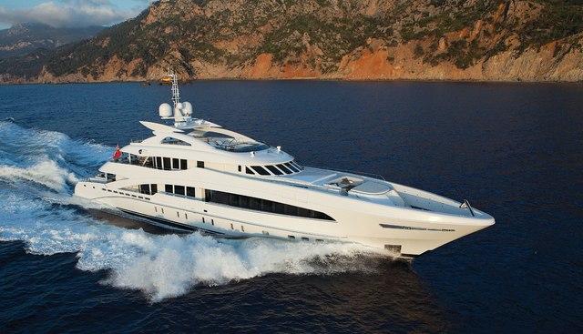 Knight Charter Yacht
